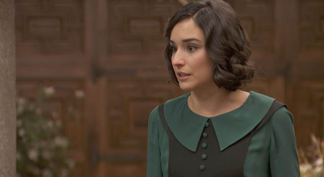 Il segreto anticipazioni: Marta va via, Rosa ha la sua prima vittoria