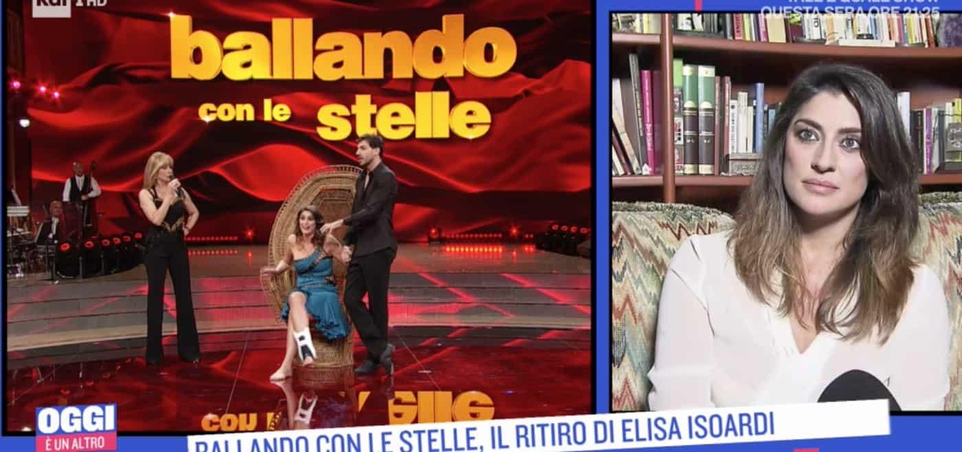 Lucrezia Lando torna a Ballando con le Stelle, Elisa Isoardi ci prova (Foto)