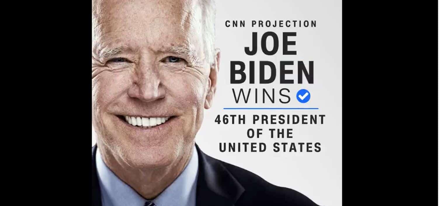 Joe Biden è il 46esimo presidente degli Stati Uniti, Trump non ci sta