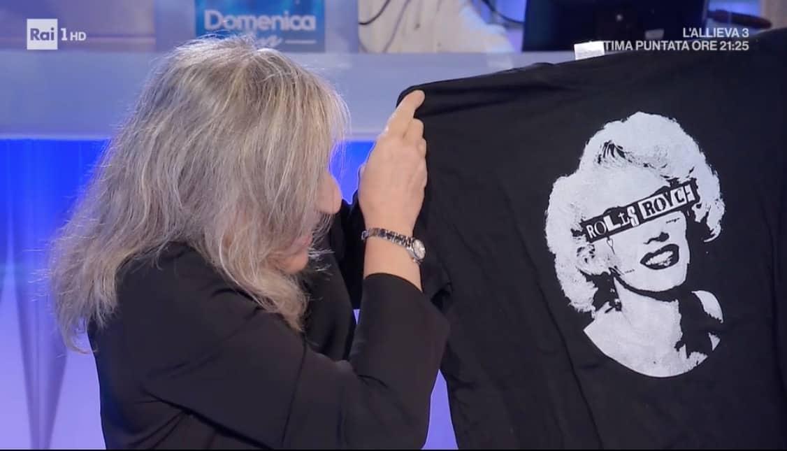 Giovanna Botteri commossa dal messaggio della figlia a Domenica In (Foto)