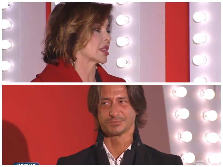 Alba Parietti e Francesco Oppini si ritrovano e si promettono di cambiare in meglio