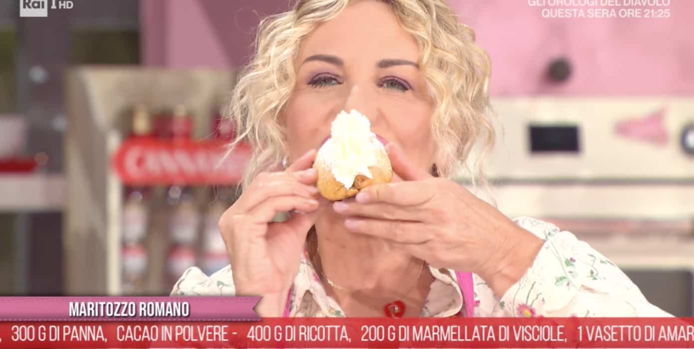 Paola Perego racconta ad Antonella Clerici i sintomi del Covid (Foto)