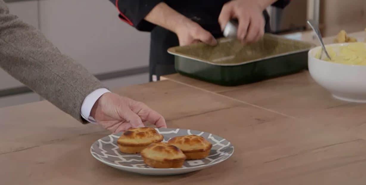 La ricetta del pasticciotto leccese di Antonio Catamo