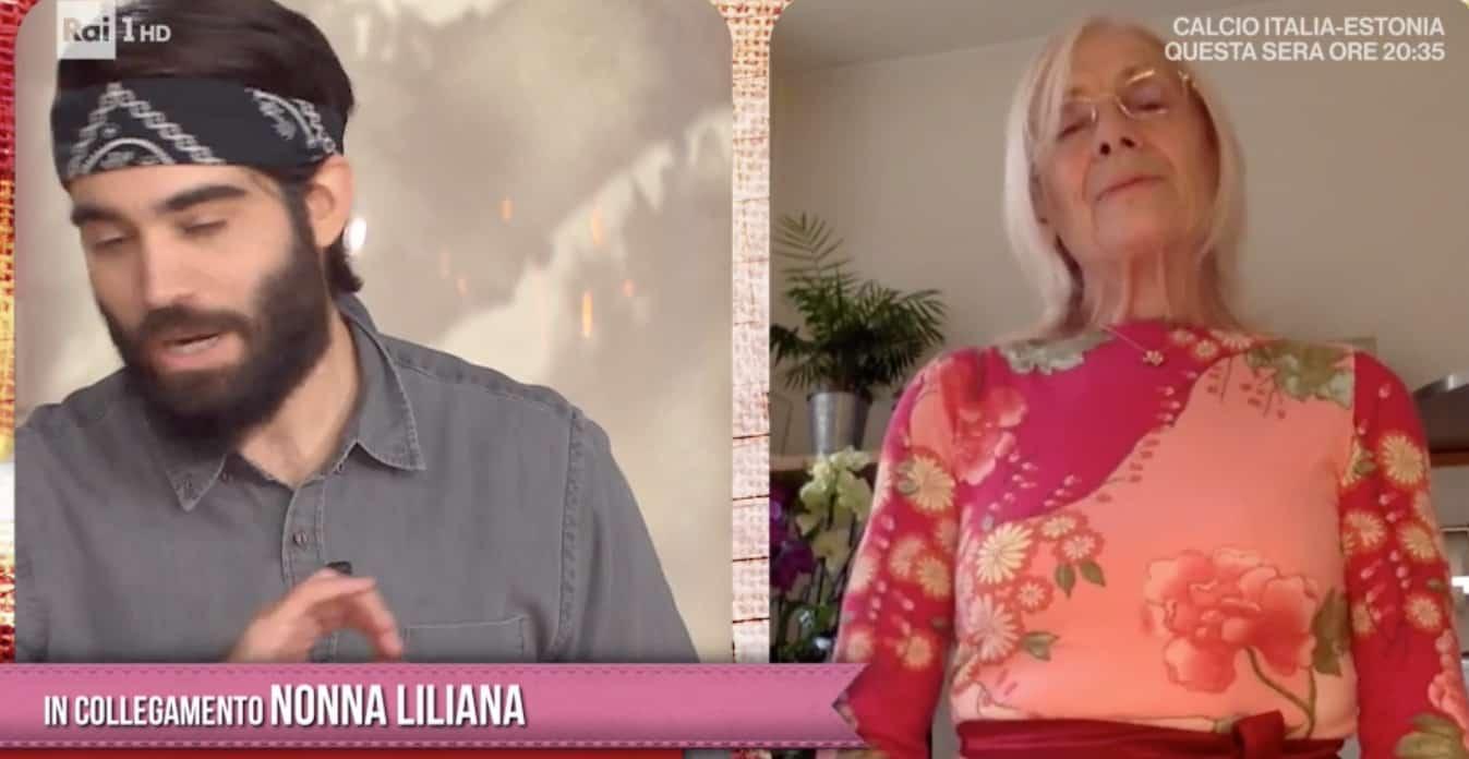 Costine con le verze di Lorenzo Biagiarelli e nonna Liliana, ricette E' sempre mezzogiorno