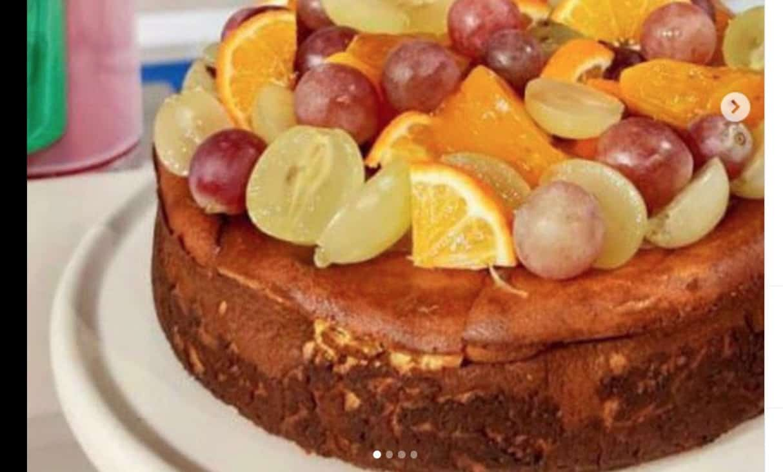 Alessandro Capotosti prepara la torta del benessere, la ricetta Detto Fatto