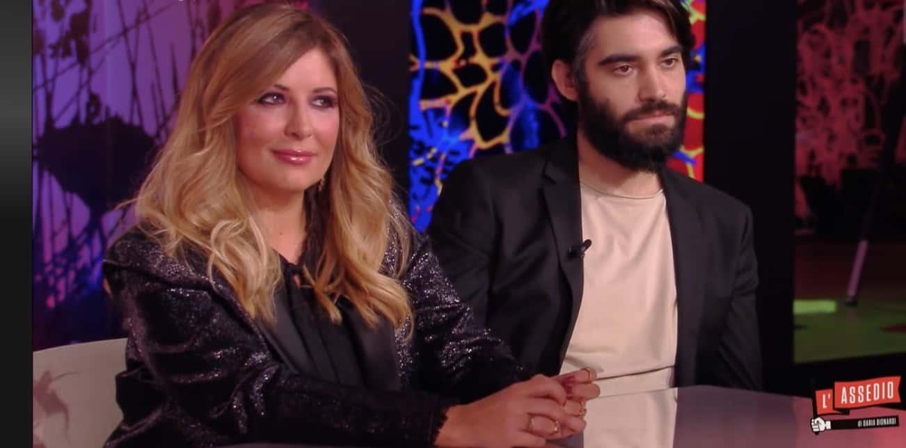 Lorenzo Biagiarelli e Selvaggia Lucarelli parlano del loro amore che non fa soffrire (Foto)
