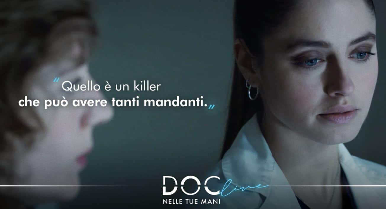 Doc-Nelle tue mani anticipazioni ultima puntata: Doc radiato rischia l'arresto