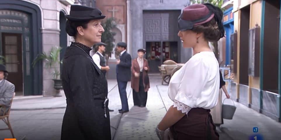 Una vita torna domenica: Cinta ed Emilio lasciano insieme Acacias 38?