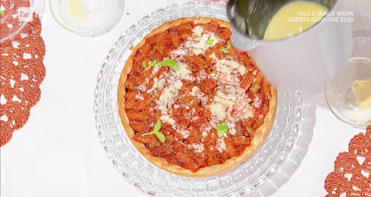 Timballo di rigatoni, la ricetta degli Improta per E' sempre mezzogiorno è il piatto della domenica