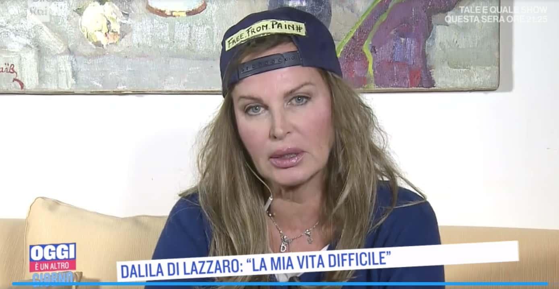 Dalila Di Lazzaro e Gianni Agnelli, non avrebbe voluto parlarne ma ha tanto da raccontare (Foto)