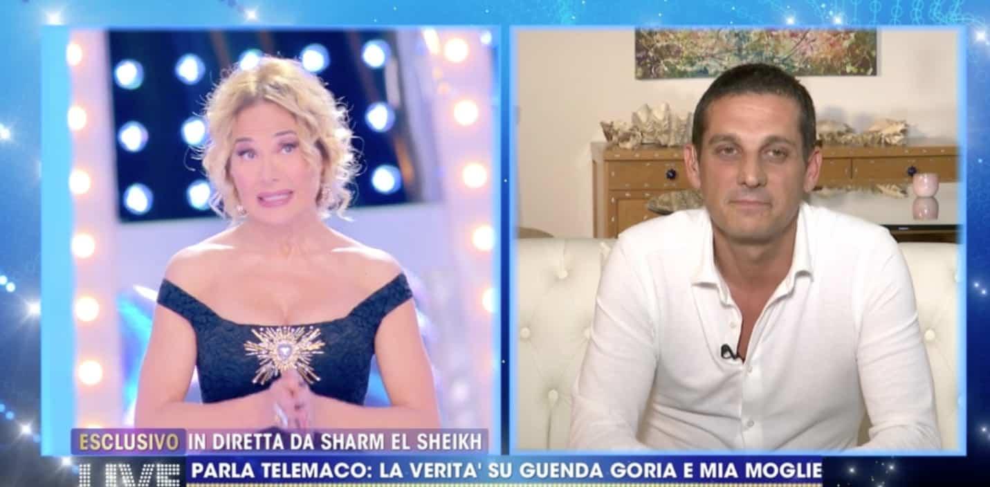 Telemaco appare per amore di Guenda Goria: il prossimo passo sarà il più romantico? (Foto)