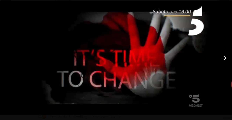 Puntata speciale di Verissimo il 21 novembre 2020 contro la violenza sulle donne