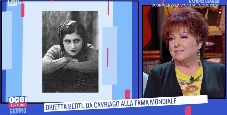 Orietta Berti: dalla morte di suo padre dorme solo due ore a notte, da sempre (Foto)