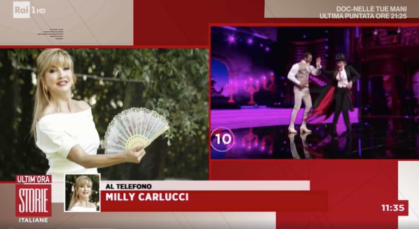 Alessandra Mussolini potrebbe ballare con Samuel Peron? Milly Carlucci pensa ad altro (Foto)