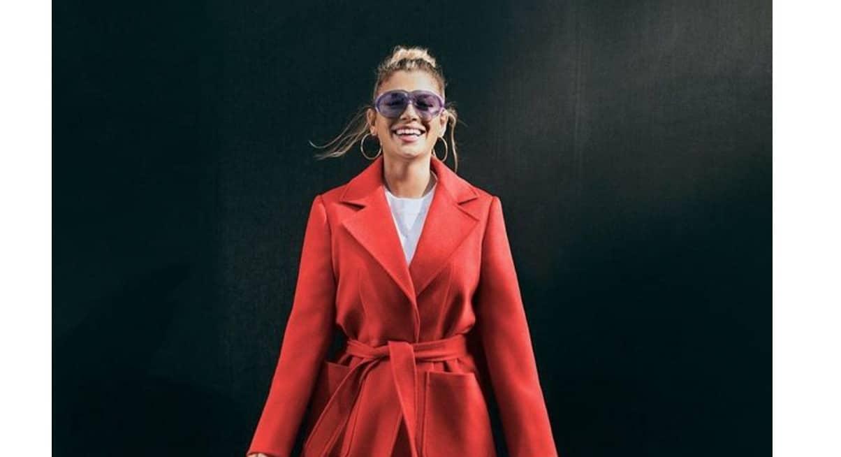 I cappotti di Emma Marrone, è la testimonial perfetta di Max&Co (Foto)