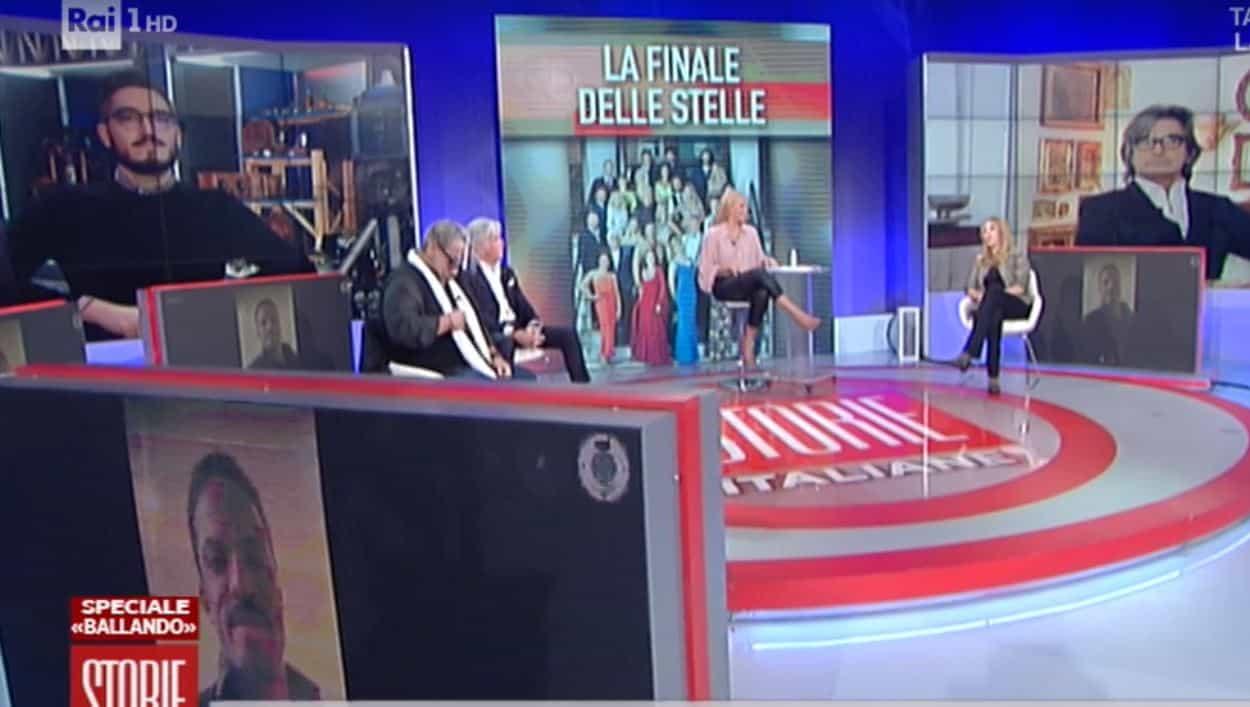 "Maikel Fonts a Storie Italiane: ""Alessandra farà bene con Samuel"""