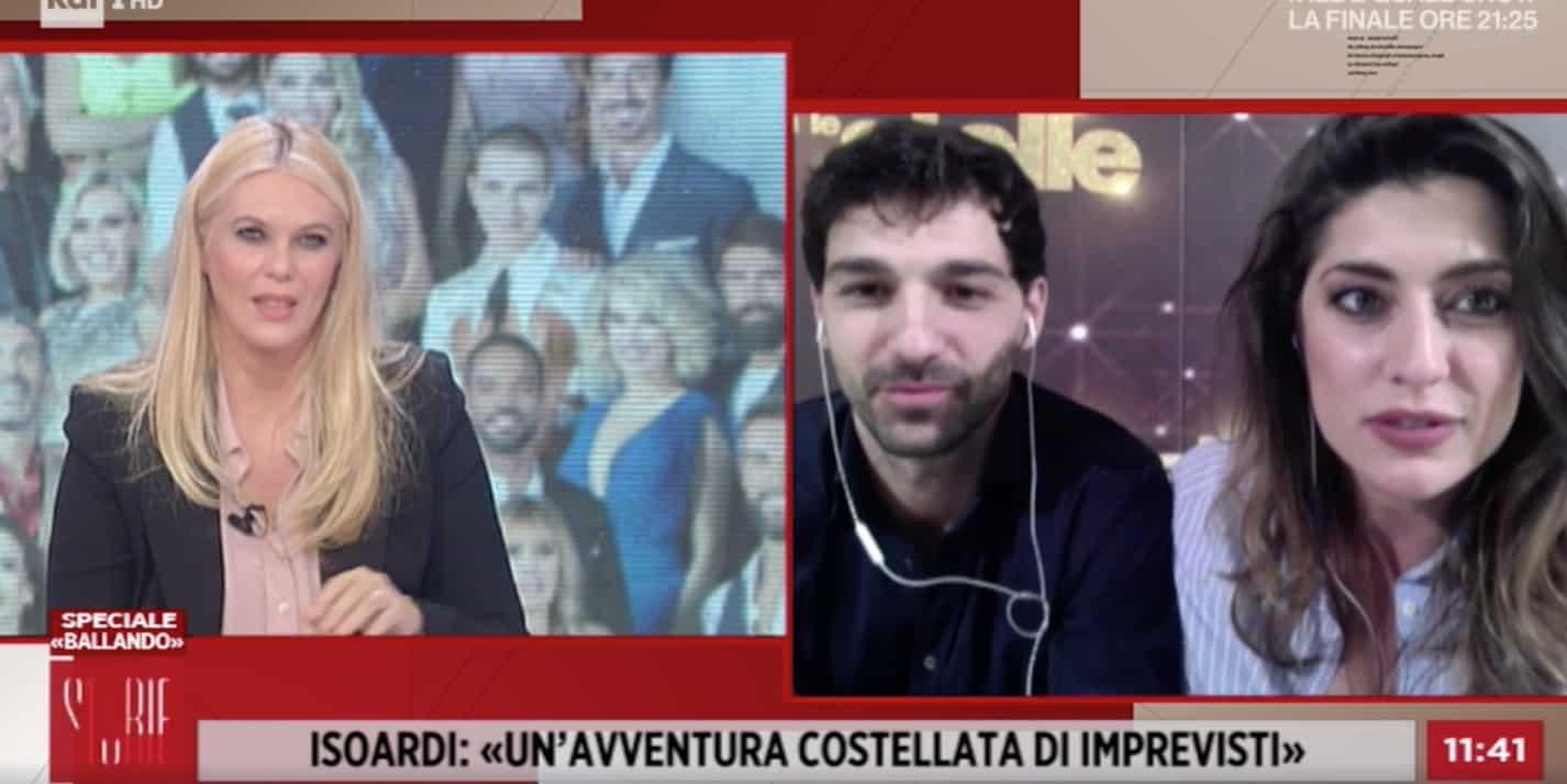 """Elisa Isoardi: """"Sempre più distrutta, ballerò fasciata"""" ma Raimondo Todaro fa gli scongiuri (Foto)"""