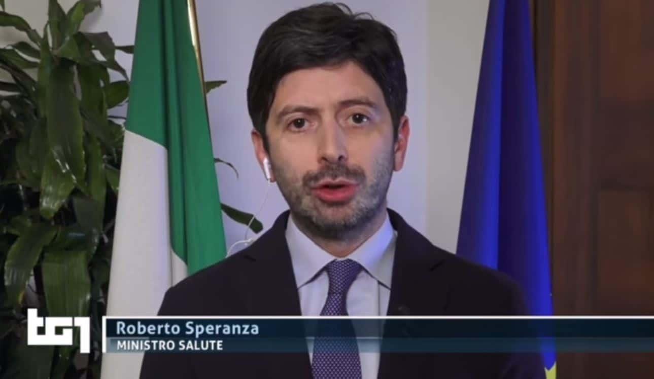 Nuova ordinanza del ministro Speranza: confermate 4 zone rosse, Puglia e Sicilia restano arancioni