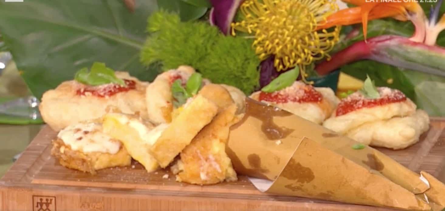Il cuoppo napoletano di Mauro Improta per le ricette E' sempre mezzogiorno