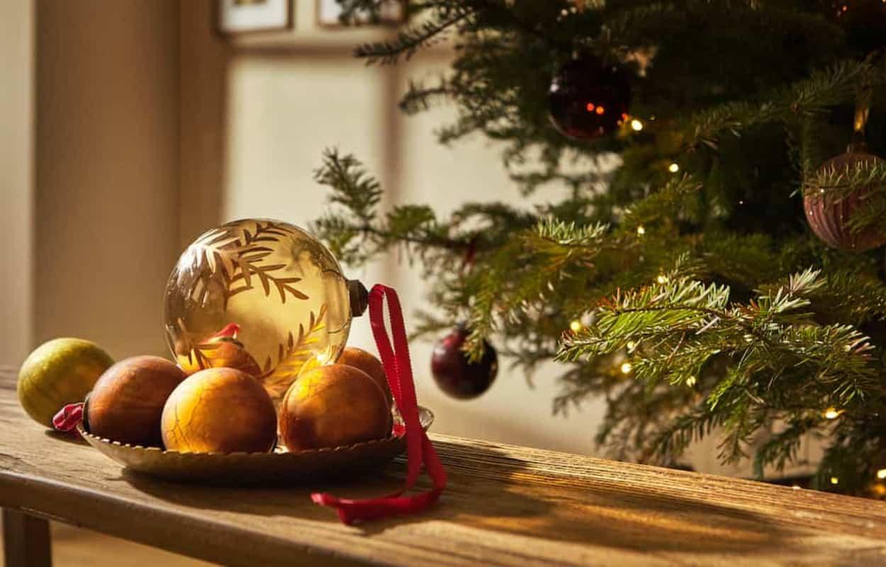 Addobba l'albero con Zara Home: le proposte