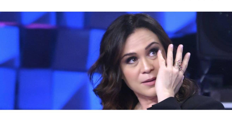 Valeria Graci distrutta dall'ex marito racconta tutto a Verissimo (Foto)