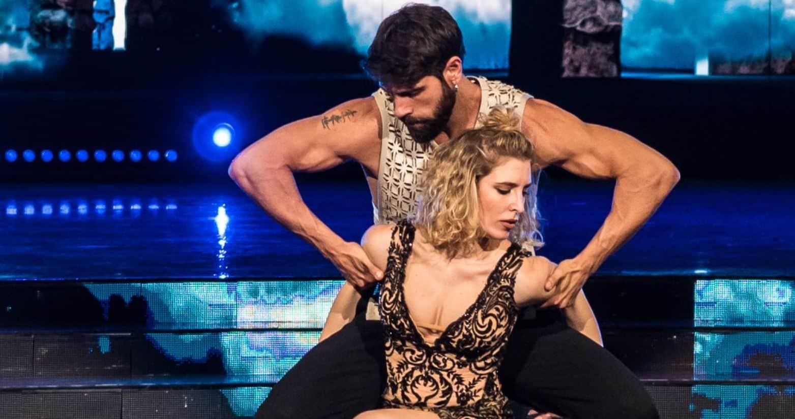Gilles Rocca e Lucrezia Lando: la meritatissima vittoria a Ballando con le stelle 2020