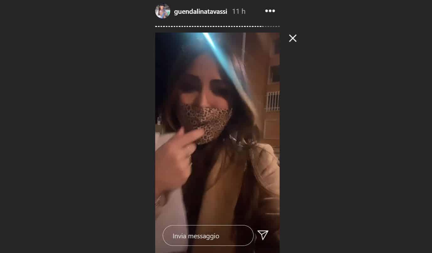 Guendalina Tavassi distrutta sui social: rubati video intimi di lei e Umberto, chiede aiuto