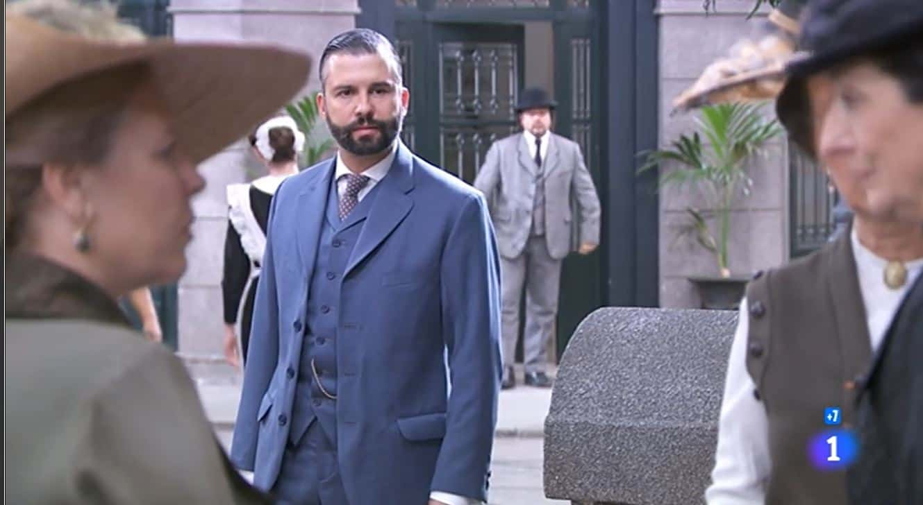 Una vita anticipazioni: Felipe affronta Ursula, dov'è Marcia?