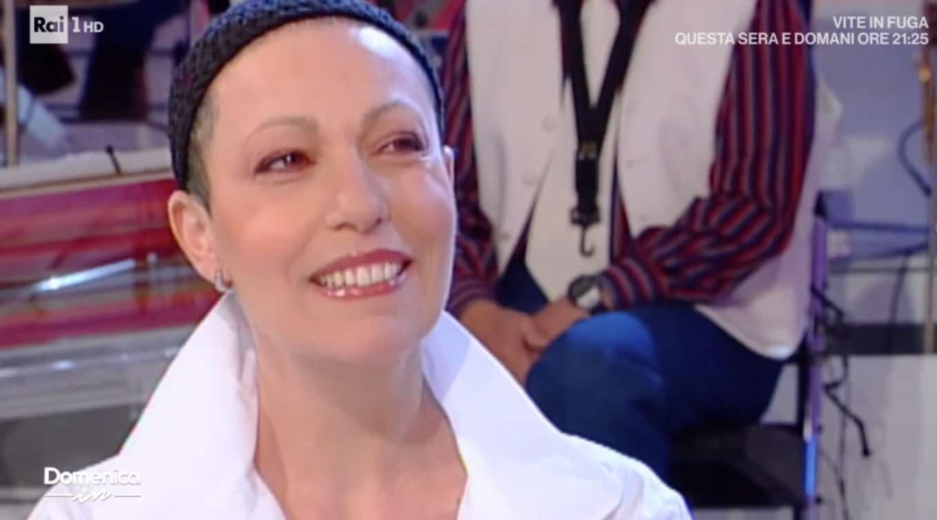 """L'omaggio di Mara Venier a Giuni Russo: """"Morirò d'amore"""" (Foto)"""