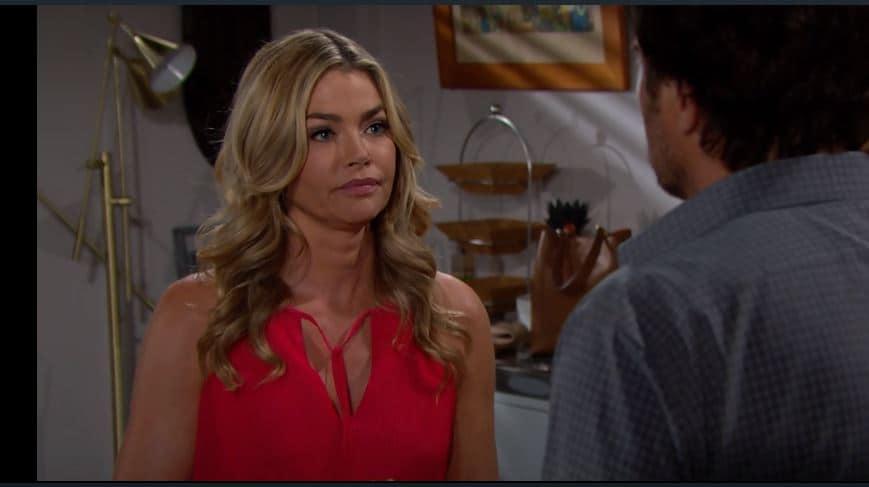 Beautiful anticipazioni: Shauna dirà a Brooke della notte passata con Ridge?