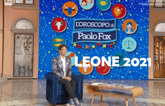 paolo fox 2021
