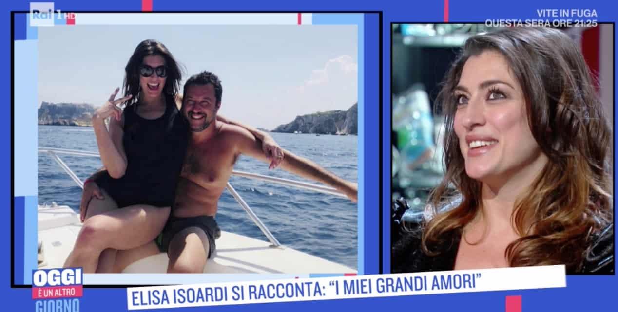 Il rimpianto di Elisa Isoardi per Matteo Salvini, confida tutto per la prima volta (Foto)