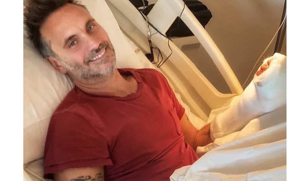 """Nek in ospedale dopo un incidente domestico: """"Confido vada per il meglio"""" (Foto)"""