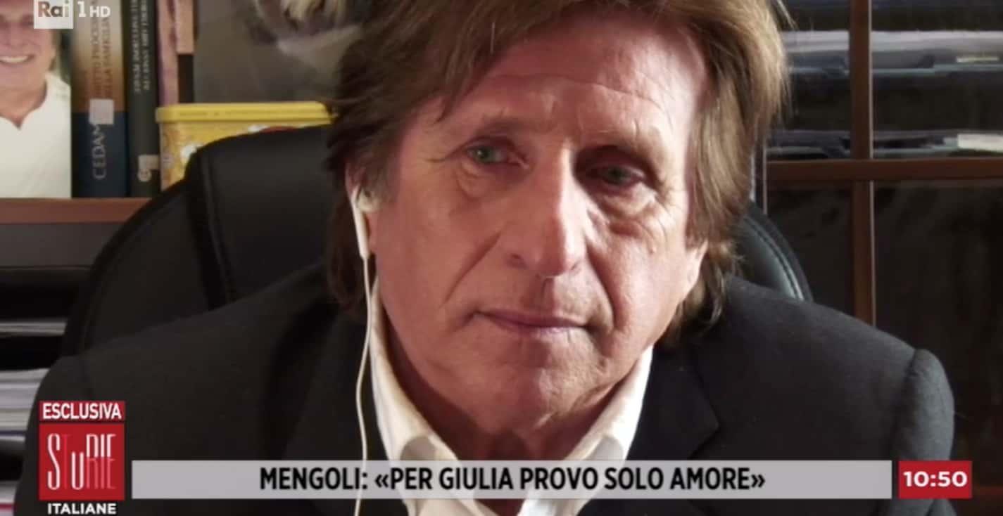 Paolo Mengoli inizia a comprendere il suo errore e saluta sua figlia Giulia (Foto)