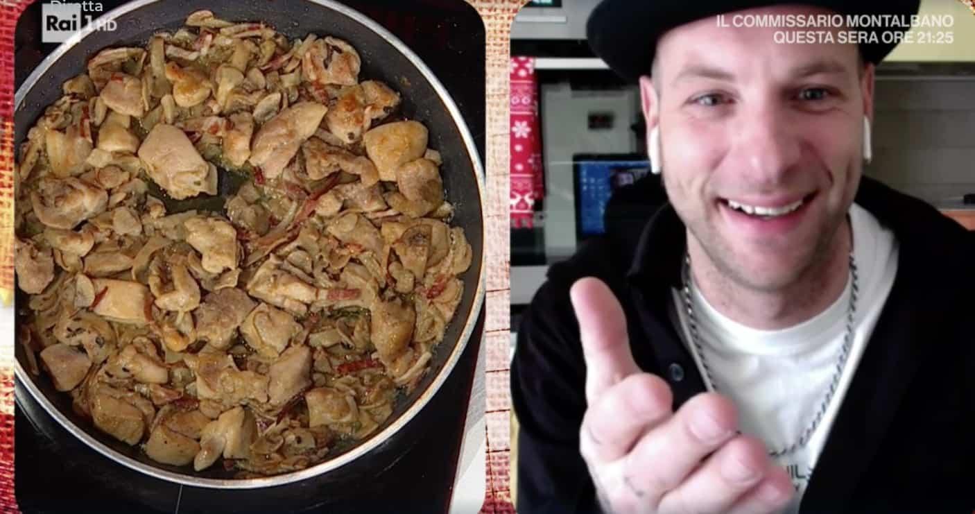 Pasticcio di pollo e patate di zia Cri, la ricetta E' sempre mezzogiorno di oggi