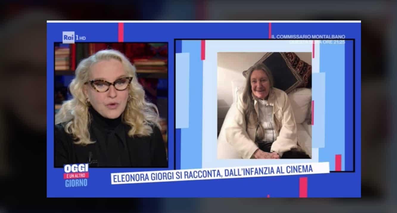Eleonora Giorgi chiede scusa a sua madre ma le rimprovera tanto (Foto)