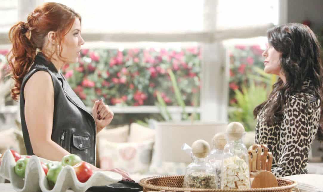 Beautiful anticipazioni: Quinn e Flo di nuovo alleate? Sally trema