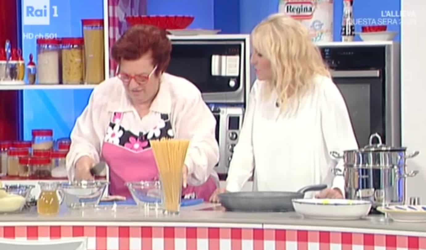 Addio ad Anna Dente ex protagonista de La prova del cuoco: regina della cucina romana
