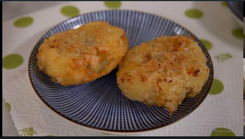 Le crocchette giapponesi: una ricetta di Anna Moroni