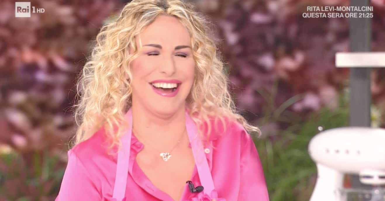 La parolaccia Di Antonella Clerici che fa ridere tutti in una brutta giornata (Foto)