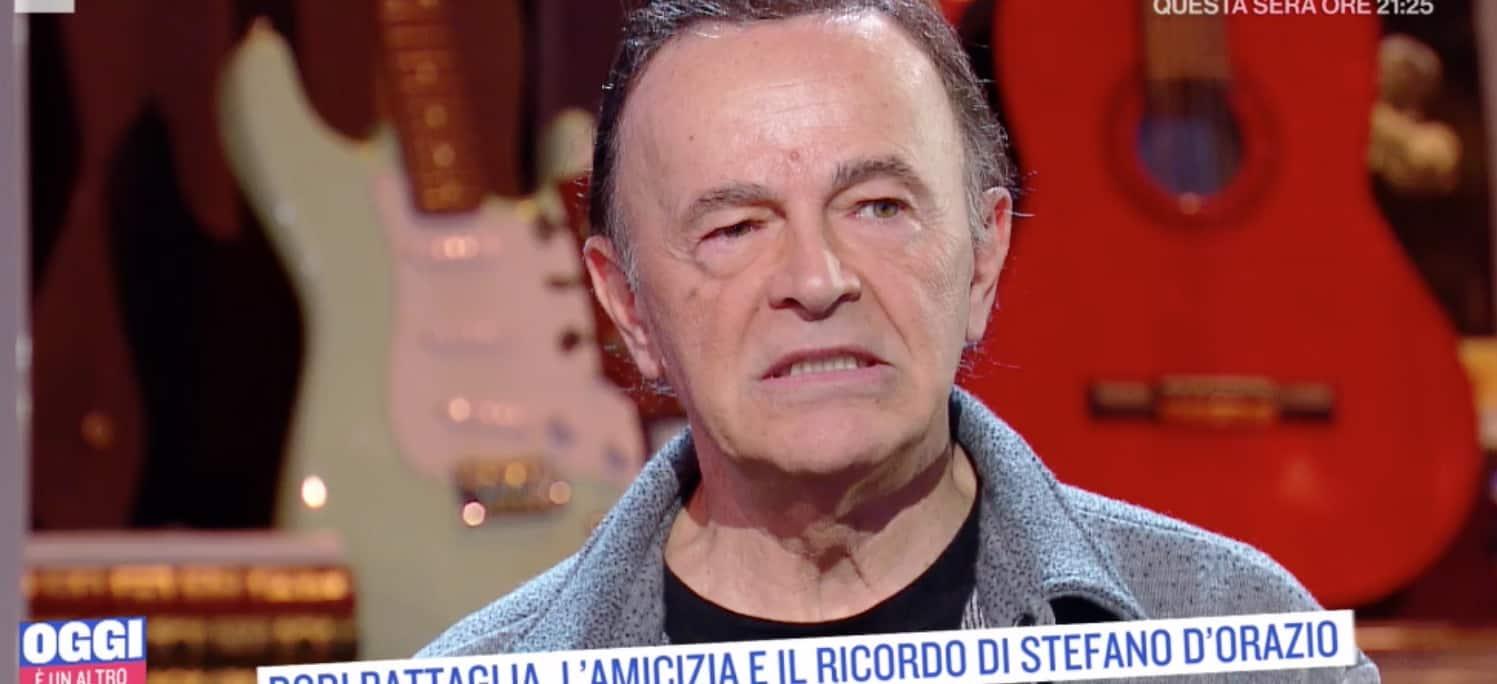 Dopo Stefano D'Orazio sua moglie perde anche il papà, per Tiziana la vita è ingiusta (Foto)