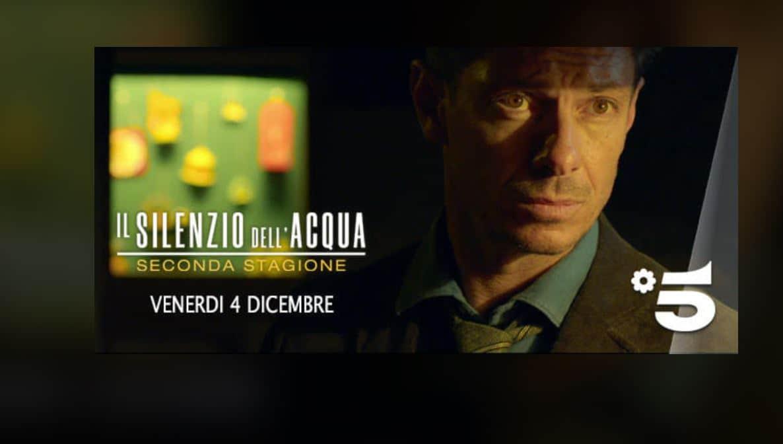 Il silenzio dell'acqua 2 anticipazioni seconda puntata: chi ha ucciso Luca e Sara?