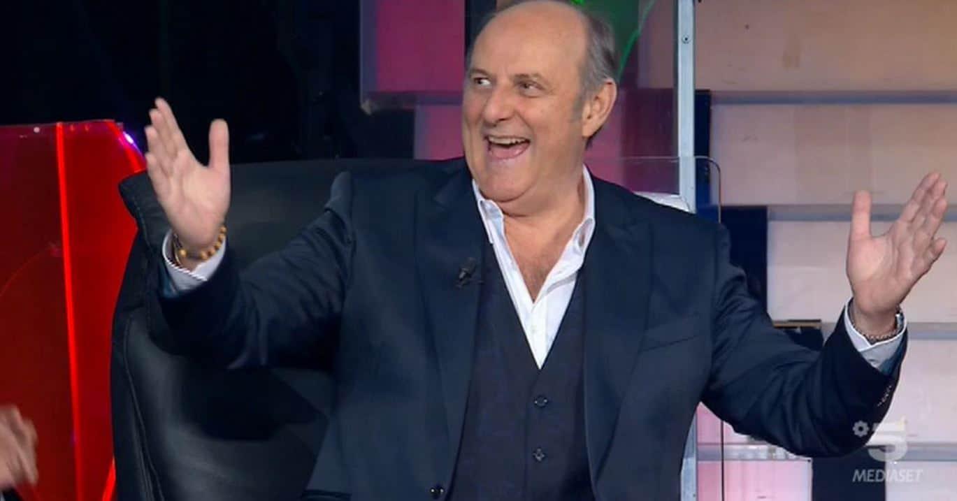 Il ritorno di Gerry Scotti in tv per la finale di Tu si que vales
