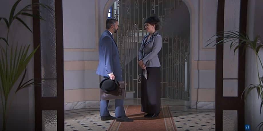 Una vita anticipazioni: Felipe vuole ingannare di nuovo Genoveva pur di trovare Marcia