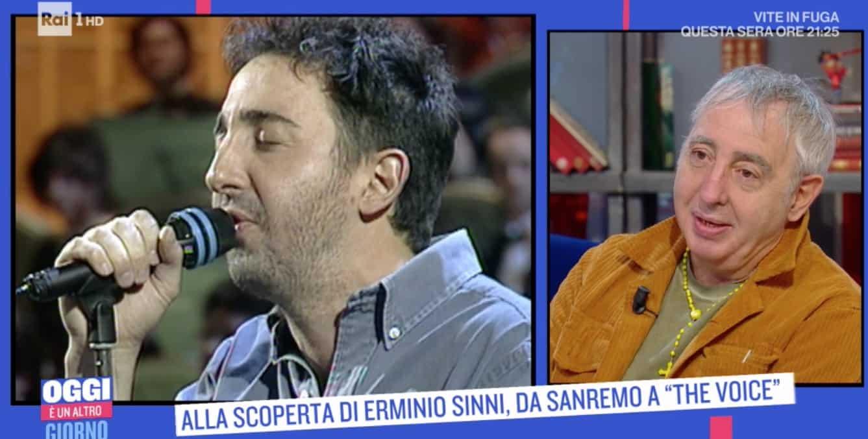 Erminio Sinni da Sanremo a The Voice Senior, c'è un'altra occasione