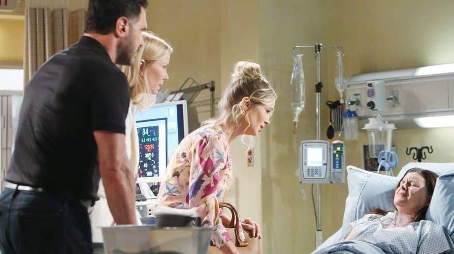 Beautiful anticipazioni: Katie ha bisogno di un trapianto, si salverà?