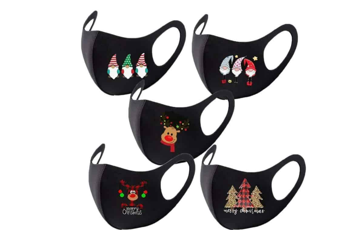 Regali Natale per lui: scegli le mascherine natalizie