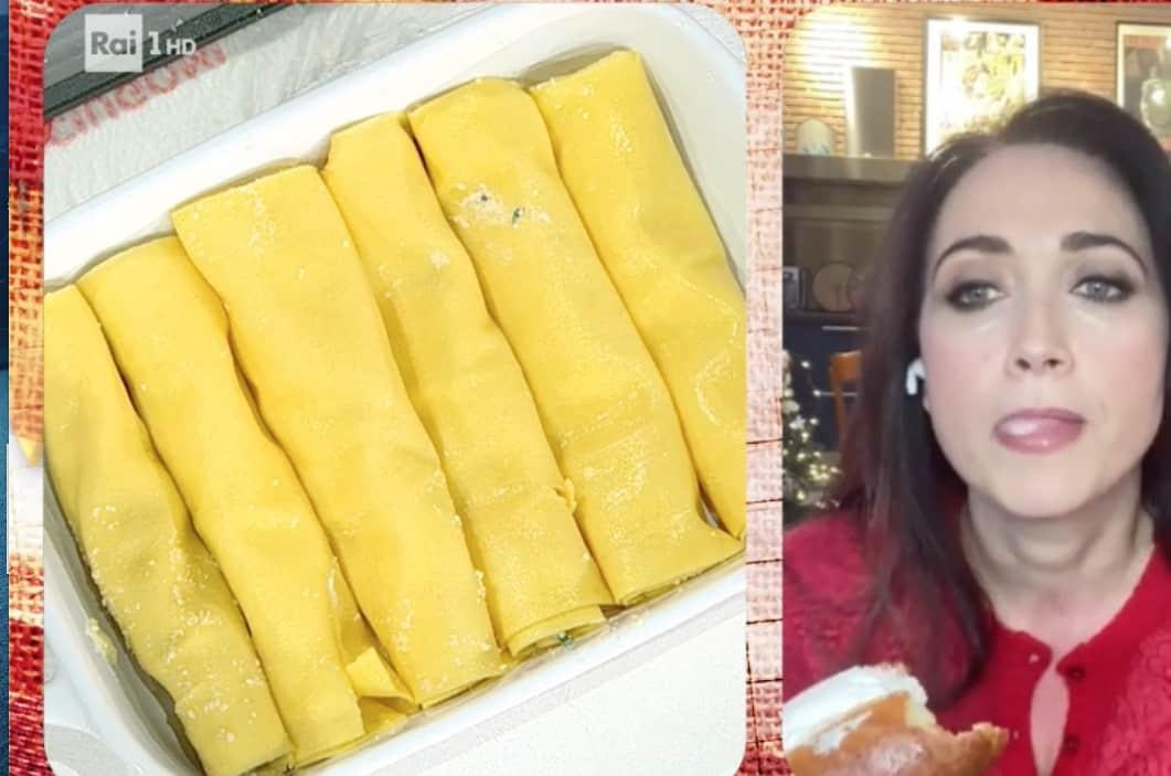 Cannelloni della vigilia di Zia Cri, le ricette E' sempre mezzogiorno