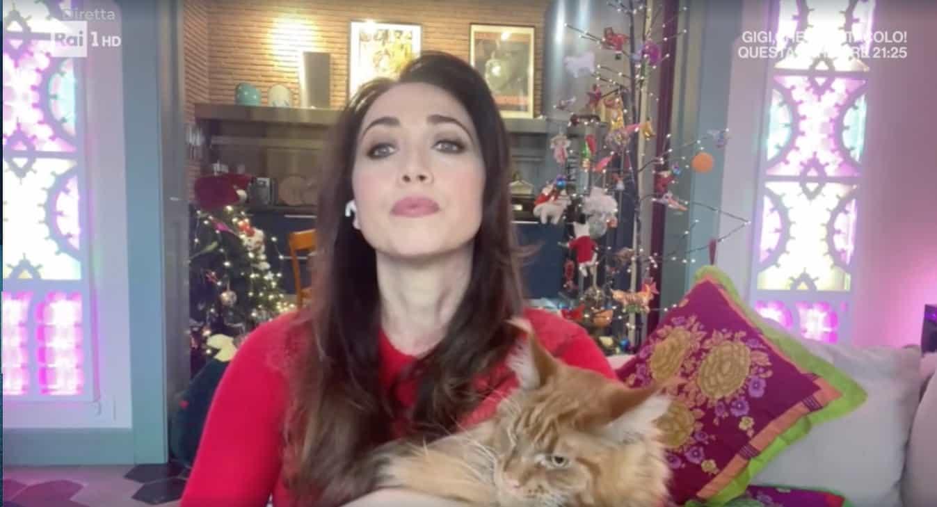 Chiara Francini da 15 anni ha due alberi di Natale fissi in casa (Foto)