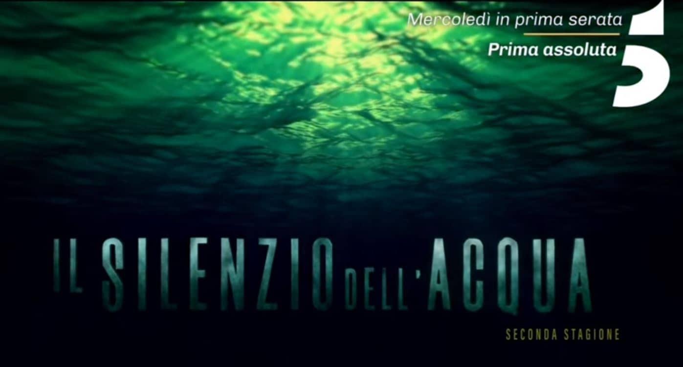 Il silenzio dell'acqua 2 anticipazioni: chi è davvero Elio? Chi ha ucciso Sara e Luca?